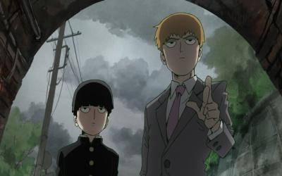 モブサイコ100アニメ